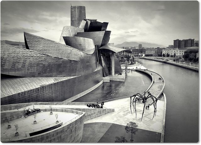 Marketing Online Bilbao Guggenheim