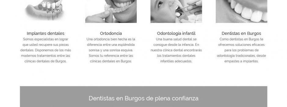 clinicas dentales burgos