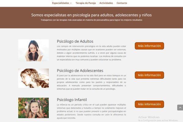 Psicologos en León EU