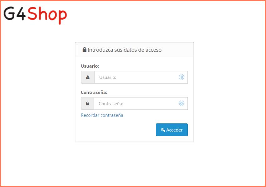 back-end demo tienda online