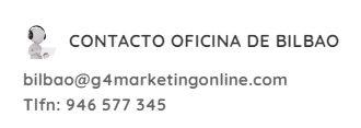BIlbao G4 Marketing Online